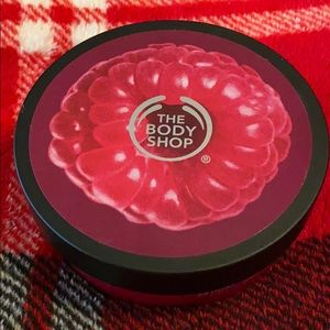 The Body Shop early harvest raspberry body butter